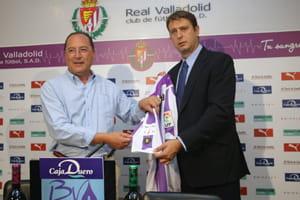 Eminasin, nuevo patrocinador del Real Valladolid