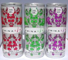 Eminasin, nuevo producto, nuevo formato: Ahora, en lata