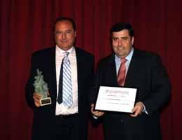 Eminasin, premio al producto más innovador del año 2009