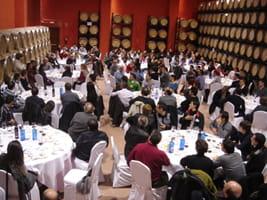 El Real Valladolid celebra en Emina su tradicional cena de Navidad