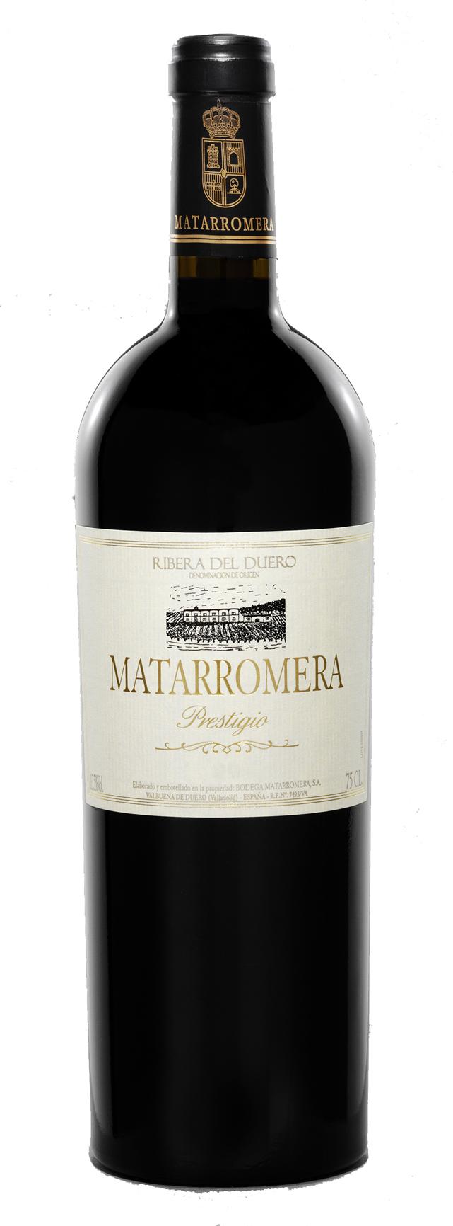 Matarromera Prestigio, un valor seguro para Wine Enthusiast