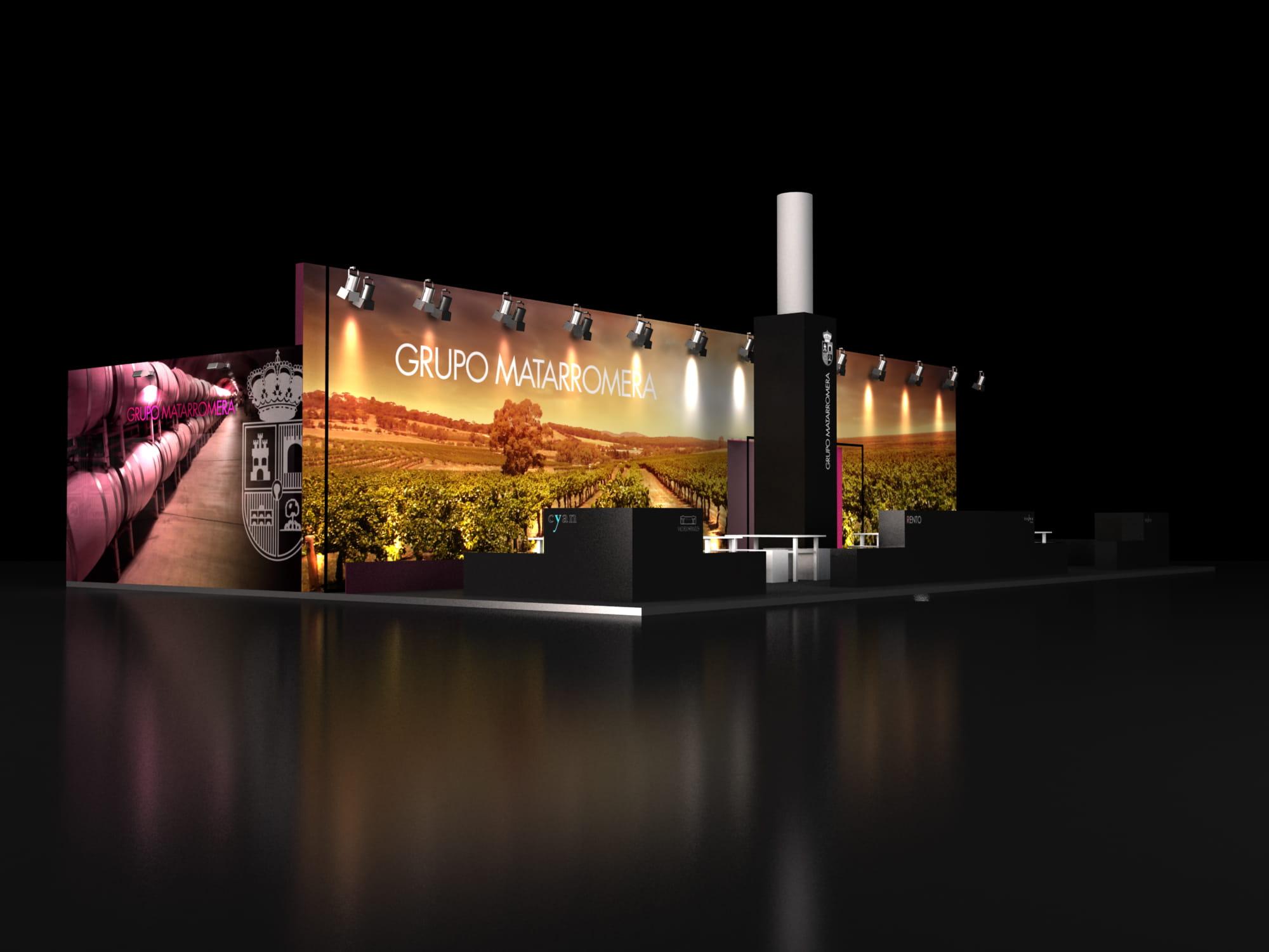 Matarromera estará en Alimentaria 2012 con un stand ecosostenible