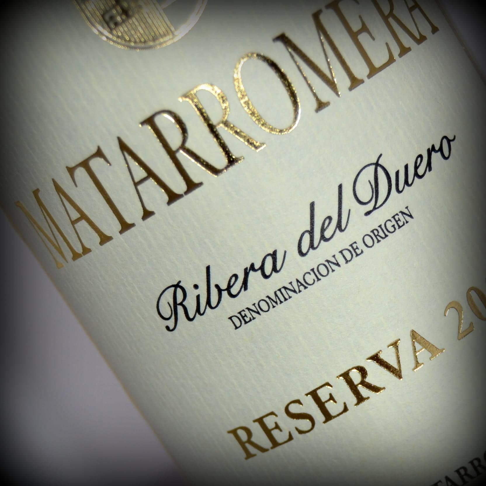 MATARROMERA RESERVA, 92 PUNTOS EN LA REVISTA WINE ENTHUSIAST