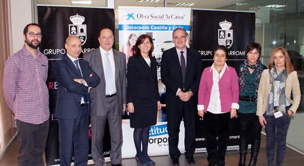 Grupo Matarromera e Incorpora de La Caixa firman un acuerdo de Integración Social