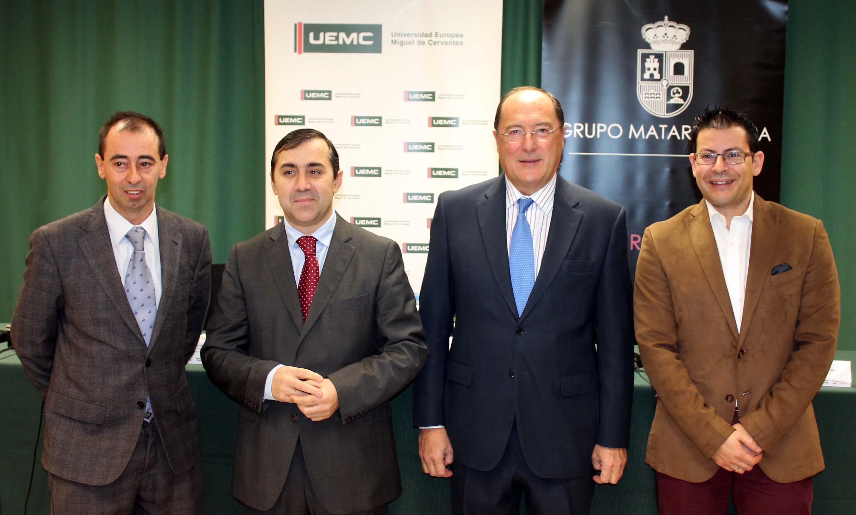 Grupo Matarromera impartirá el Máster de Gestión de Empresas Vitivinícolas