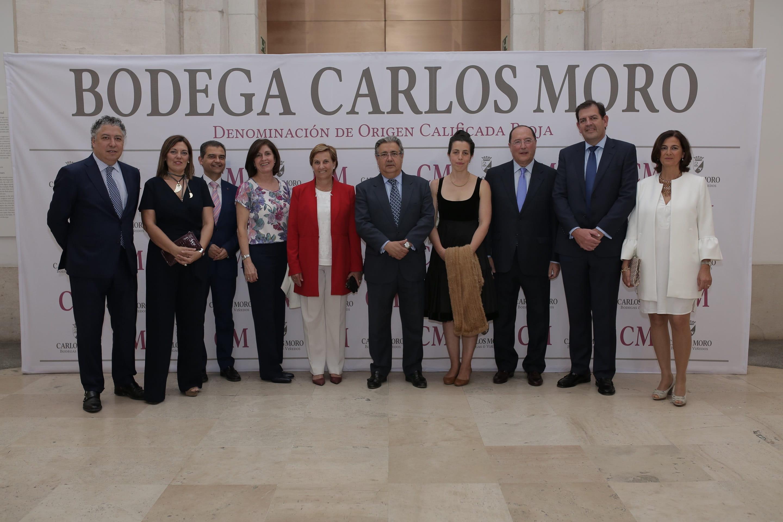 Bodega Carlos Moro presenta su primer vino de Rioja