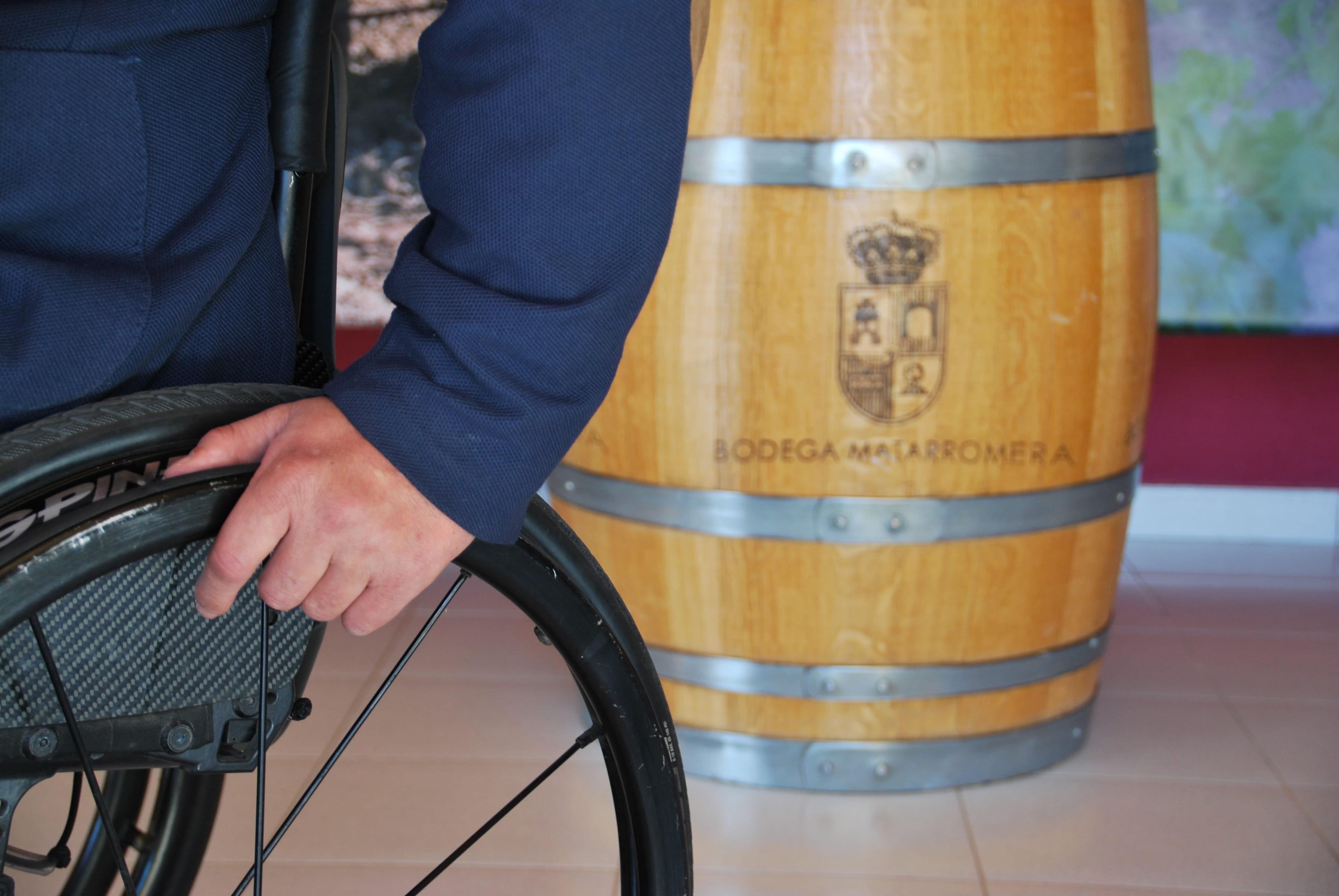 Matarromera refuerza su apuesta por el enoturismo sin barreras el Día de las Personas con Discapacidad