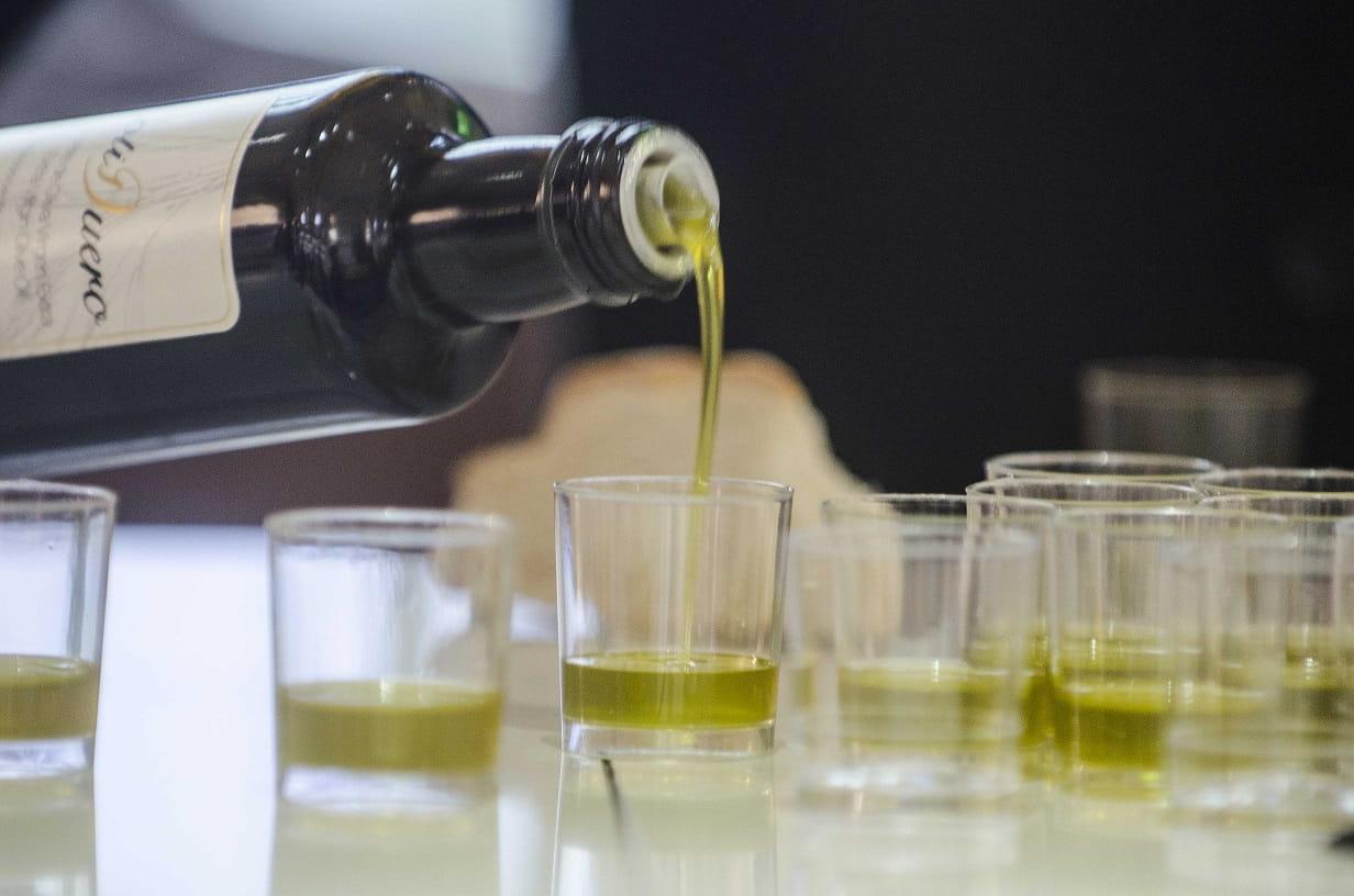 Oliduero Prestigio, el único aceite de Castilla y León premiado en los CINVE