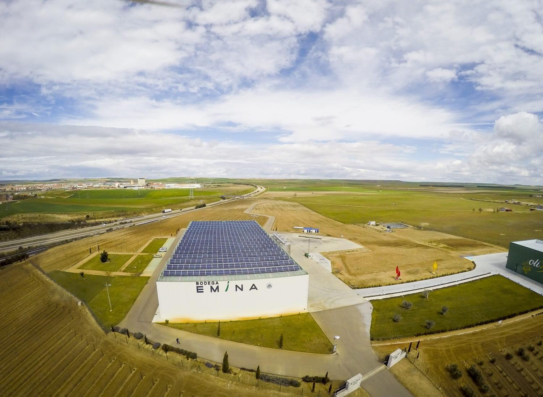 Bodegas Familiares Matarromera invierte 2 millones de euros en energías verdes.