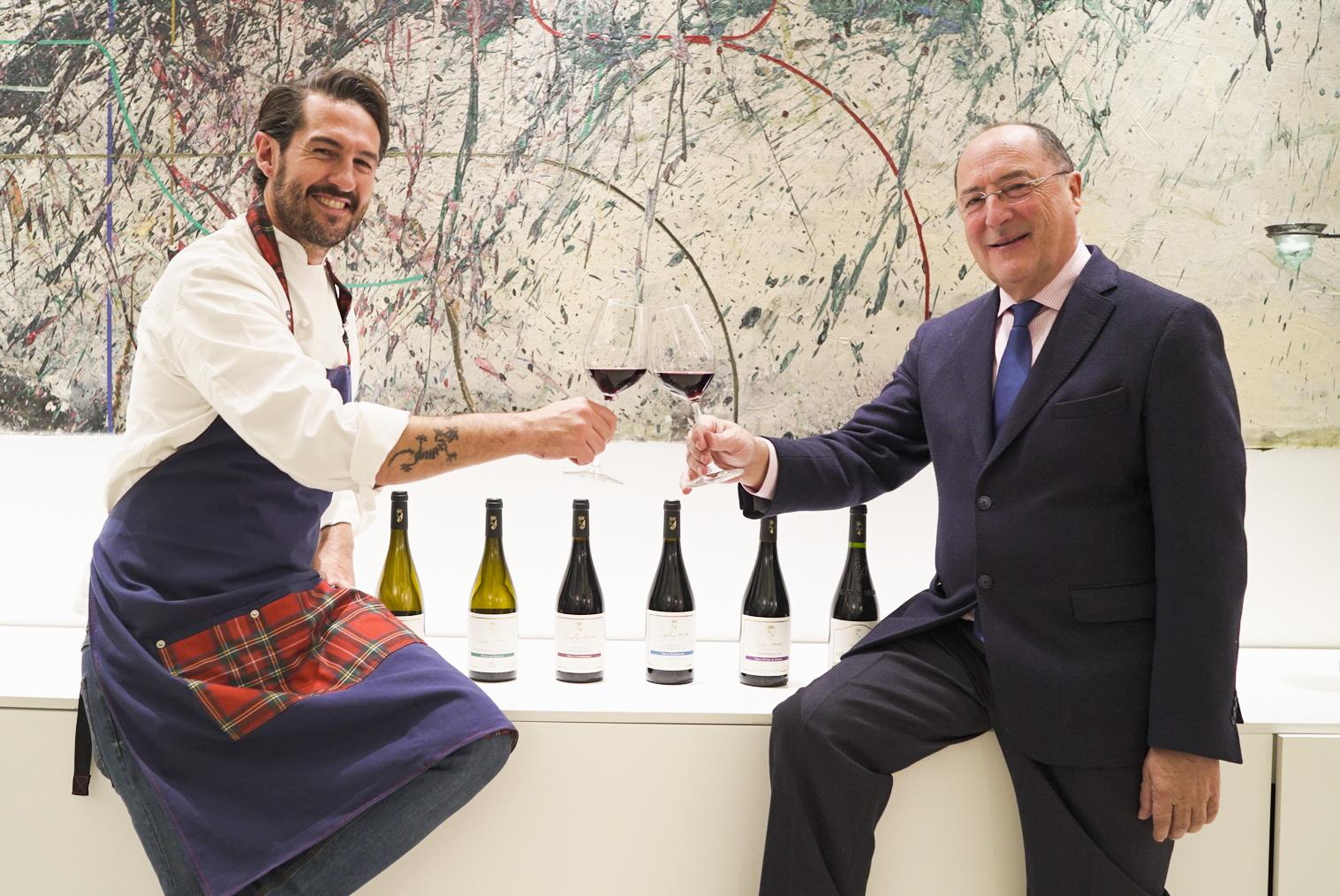Carlos Moro completa su colección de vinos de finca en la Ribera del Duero
