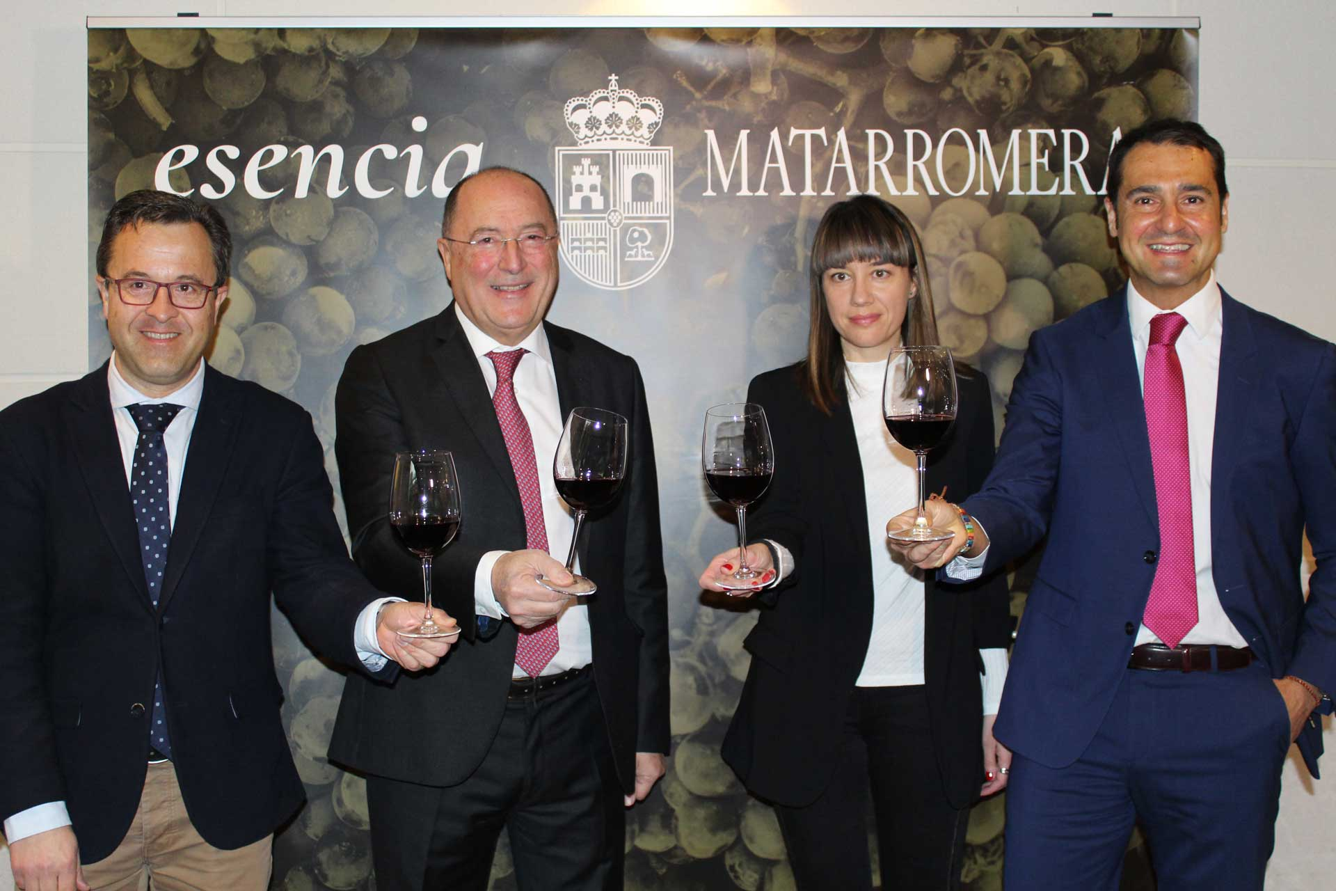 Matarromera presents ideas for its winery of the future, while keeping the essence of its past
