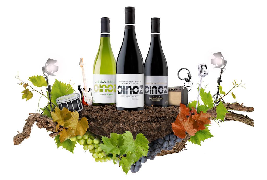 Presentamos Oinoz Wine Sounds, ¿lo escuchas?