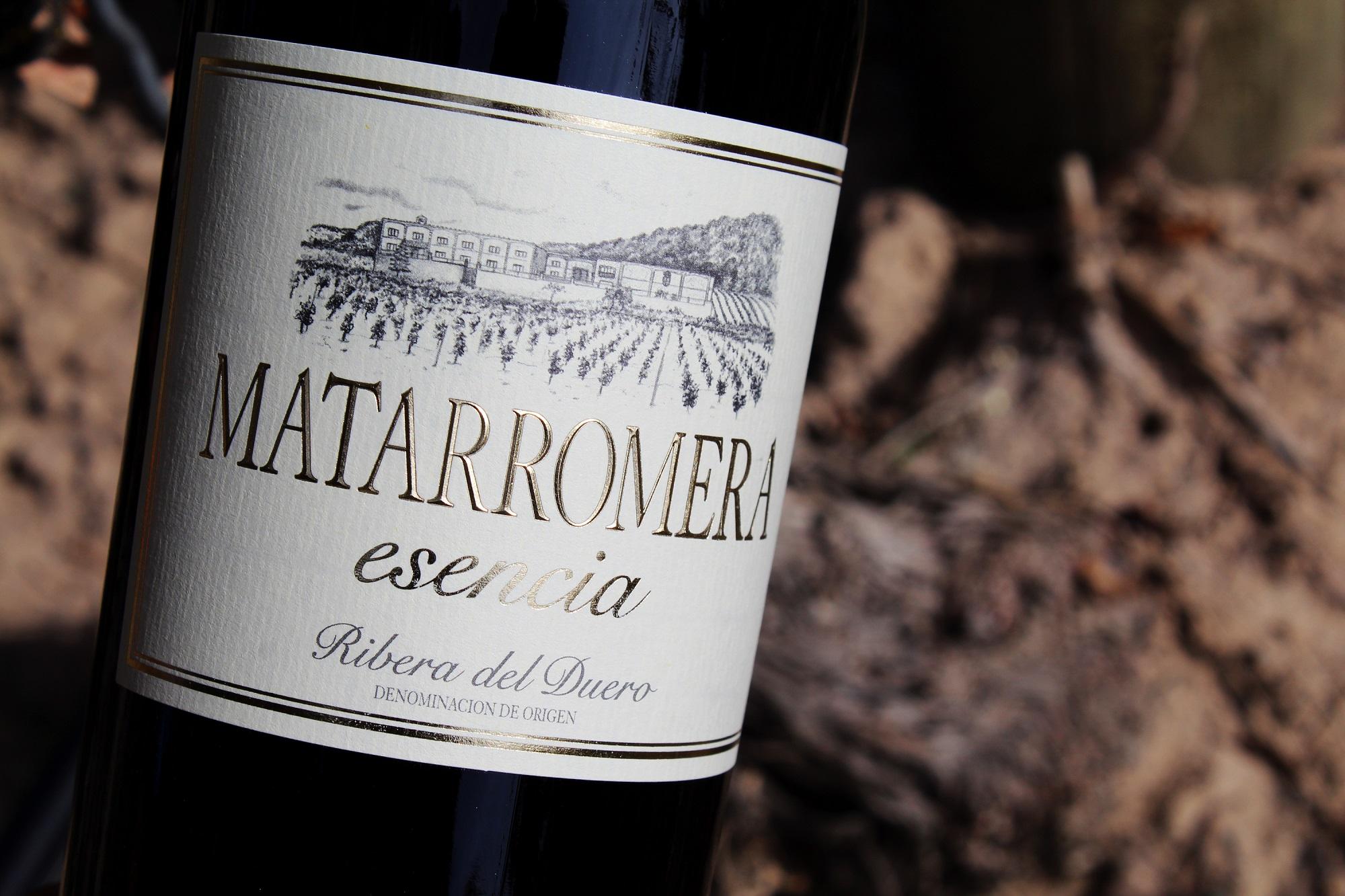 Matarromera Esencia, un vino para rememorar el pasado de la emblemática Bodega